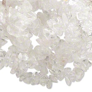 Beads Grade C Quartz Crystal