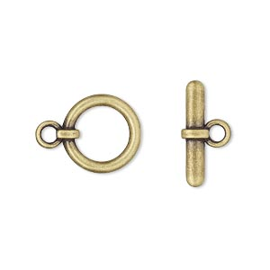 Toggle Gold Plated/Finished H20-A4659FN