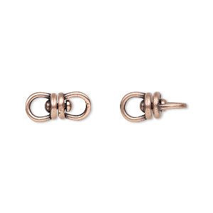 Links Copper Plated/Finished Copper Colored