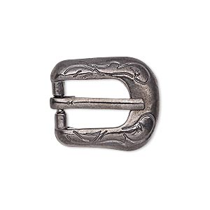 Buckle Clasps Gunmetal Greys