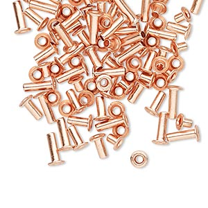 Eyelets Copper Copper Colored