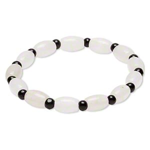 Stretch Bracelets Grade B Whites