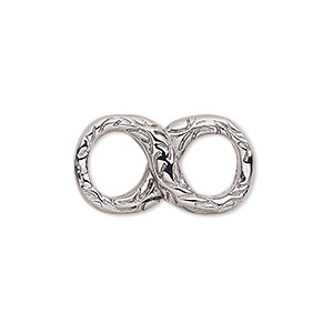 Links Stainless Steel Silver Colored