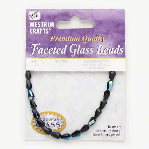 Czech Beads Glass Blacks