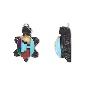 Charms Epoxy/Resin Multi-colored