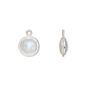 Drops Grade B Rainbow Moonstone