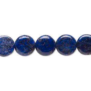 Beads Grade C Deep Blue Lapis