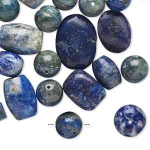 Beads Deep Blue Lapis Blues