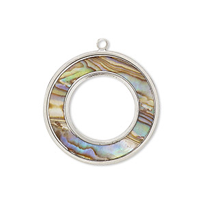 Drops Paua Shell Multi-colored