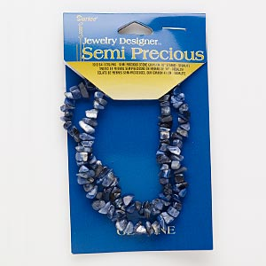 Beads Sodalite Blues