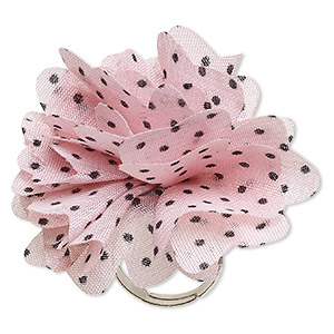 Finger Rings Pinks Just for Fun