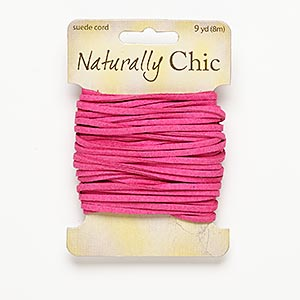Cord Faux Suede Pinks