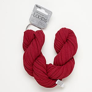 Cord Woven Reds
