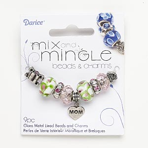 Beads Mixed Colors Rondelle