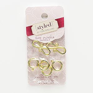 Clasp Assortments Gold Plated/Finished Gold Colored