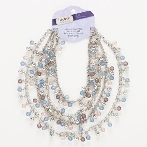 Necklace components Styled by Tori Spelling H20-C8226CL