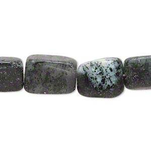Bead, Ruby Zoisite (natural), Small Medium Nugget, Mohs Hardness 6 7. Sold Per 15-inch Strand