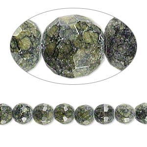 Beads Grade D Russian Serpentine