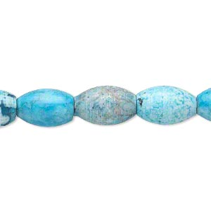 Beads Howlite Blues