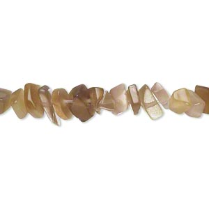 Beads Cat's Eye Glass Browns / Tans