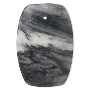 Focals Grade C Grey and Black Marble