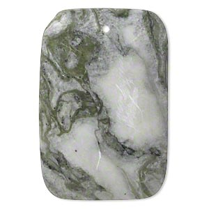 Focals Grade B Green Earth Jasper