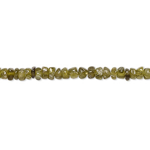 Beads Grade D Vesuvianite