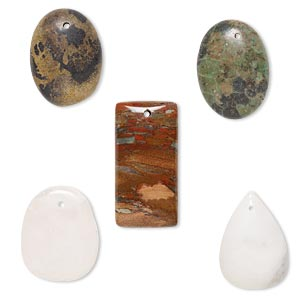 Focals Grade C Mixed Gemstones