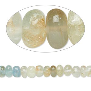 Beads Grade C Aquamarine