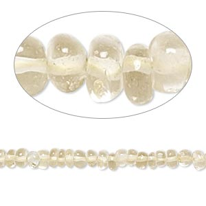 Beads Grade B Lemon Quartz