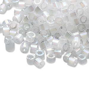 Seed Beads Glass Whites
