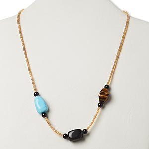 Other Necklace Styles Multi-colored Everyday Jewelry