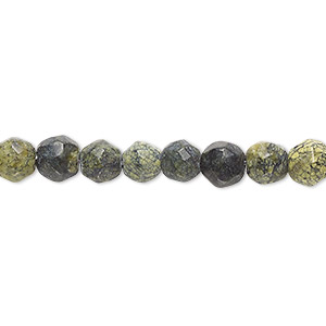 Beads Grade C Russian Serpentine