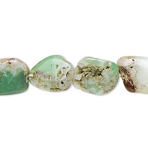 Beads Chrysoprase Greens