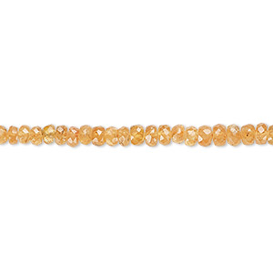 Beads Grade B Spessartite