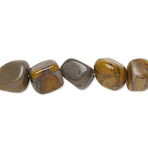 Beads Grade C Chrysanthemum Stone