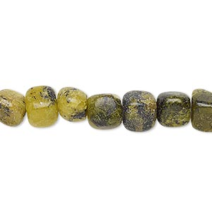 "Beads Grade D Yellow ""Turquoise"""