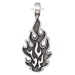 Other shapes pewter pendants fire mountain gems and beads 1 pendant pkg aloadofball Image collections