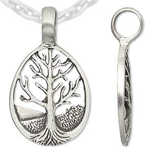 Pewter pendants fire mountain gems and beads 1 pendant pkg aloadofball Image collections