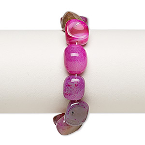 Stretch Bracelets Pinks Everyday Jewelry