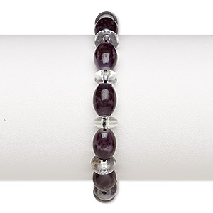 Other Bracelet Styles Purples / Lavenders Everyday Jewelry