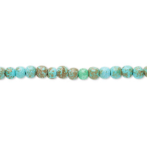 Beads Simulated Turquoise Greens