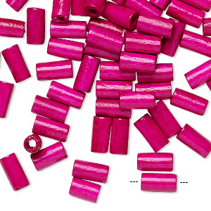 Beads Other Wood Pinks