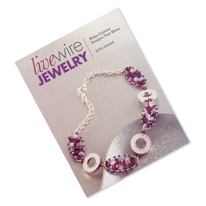 "Book, ""Live Wire Jewelry: Make Colorful Designs That Shine"" Katie Hacker. Sold Individually"