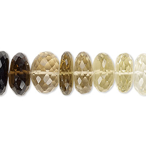 Beads Grade B Multi-Quartzite