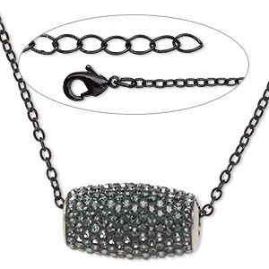 Other Necklace Styles Crystal Blacks