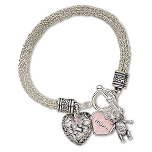 dfbb3ab88 Bracelet, One of a Kind Jewelry, sterling silver-filled /
