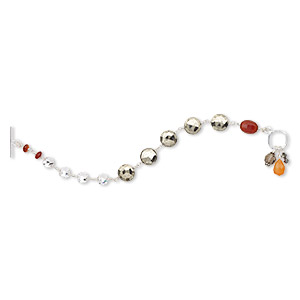 Other Bracelet Styles Mixed Gemstones Multi-colored