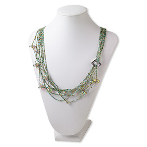 Other Necklace Styles Crystal Greens