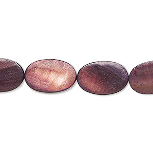 Beads Mother-Of-Pearl Purples / Lavenders